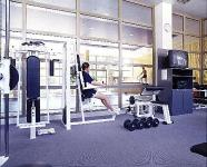 Fitness room in Budapest in Adina Aparmenthotel