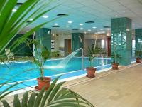 Danubius Hotel Arena - renovated hotel at Stadionok metro station with wellness department