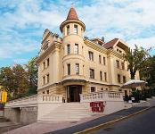 Gold Hotel Wine & Dine - hotel on the Buda side near to the city centre