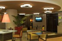 Lounge in Hotel Mercure City Center - Mercure hotel in the Vaci street in Budapest