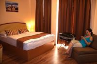 Six Inn Hotel discount hotelroom in nice and elegant surrounding in Budapest