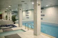 Swimming pool of Hotel Zuglo - 3-star hotel in Budapest