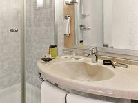 Hotel Ibis Centrum - renovated bathroom in the city centre - Ibis Centrum Budapest