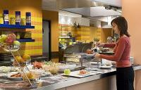 Hotel Ibis Heroes Square*** breakfast in Budapest