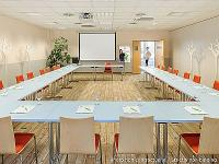 Meeting room ofIbis Styles Budapest Center