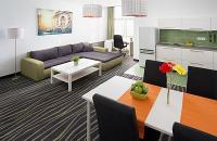 4-star Hotel Rubin Budapest - apartments in Budapest - Wellness and Conference Hotel Rubin